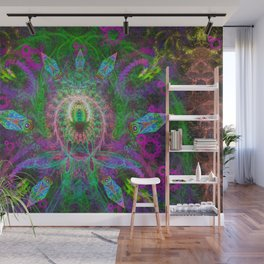 Extraterrestrial Palace 2 Wall Mural