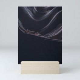 Waiting Mini Art Print