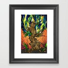 Maple Syrup Framed Art Print