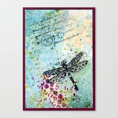 Dragonwings Canvas Print