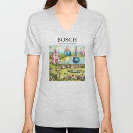 Bosch - The Garden of Earthly Delights Unisex V-Neck