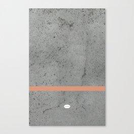 Concrete Canvas Print