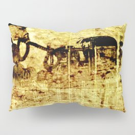 Desk Jockey Pillow Sham