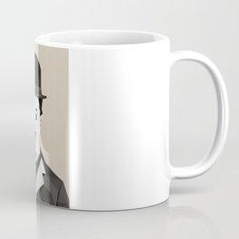 Chaplin Scomposition Coffee Mug