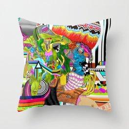 GANGZANCTIMOTH Throw Pillow