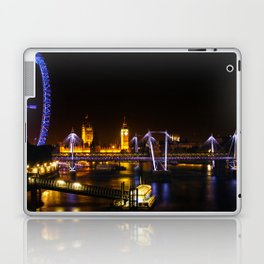The Thames View Laptop & iPad Skin