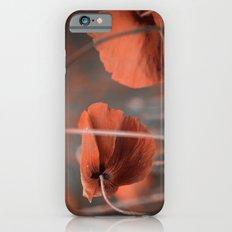 Oh ! My Poppy ! iPhone 6s Slim Case