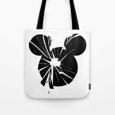 Mickey Is Dead No.1 Tote Bag