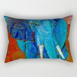 On The Savanna Rectangular Pillow