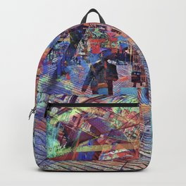 Allow as a consequence for an opportunity to exist Backpack