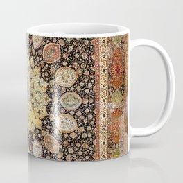 Ardabil Persian Safavid Carpet Print Coffee Mug