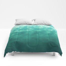 Part of Your World II (Fine Art) Comforters