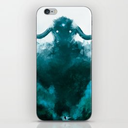The Colossus iPhone Skin