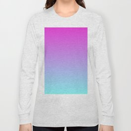 Azure Pop Long Sleeve T-shirt