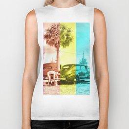 Sarasota Florida Trailer Park Series Car Wash Biker Tank