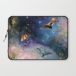 Scream of a Great Bat Laptop Sleeve