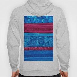 Textured Stripes Hoody