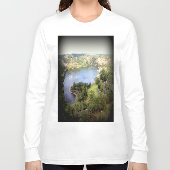 Leg of Mutton Long Sleeve T-shirt