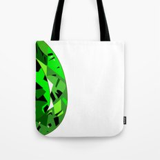 GEMS - green , expensive look , luxury and shine Tote Bag