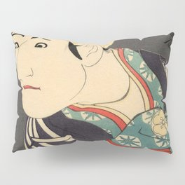 Sharaku #1 Pillow Sham