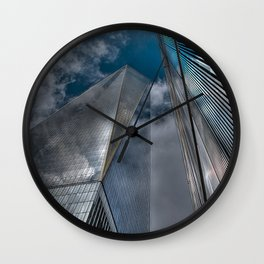 World Trade Center Wall Clock
