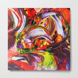 Abstract perfekton 61 Metal Print