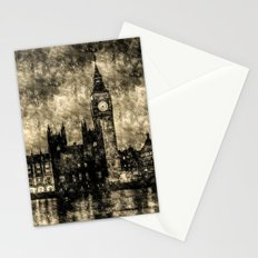 The Houses of Parliament London Vintage Stationery Cards