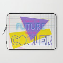 Where's My Hoverboard?! Laptop Sleeve