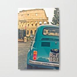 Italian Style Metal Print