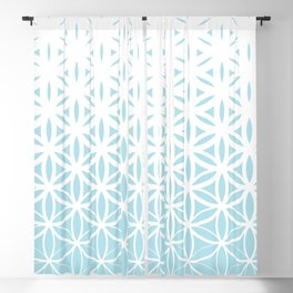 Sacred Geometry Blackout Curtain