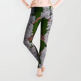UW Cherry Blossoms: Spring Leggings