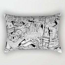 Capharnaüm City Rectangular Pillow