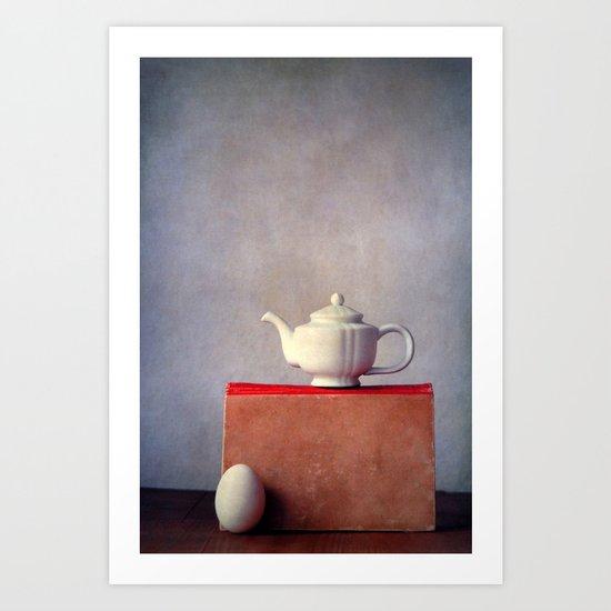 stilllife  Art Print