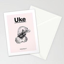 Summer Dicks No. 6 Stationery Cards
