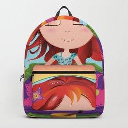 Meditation Om Zen Backpack