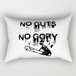 No Guts, Not Gory! Rectangular Pillow