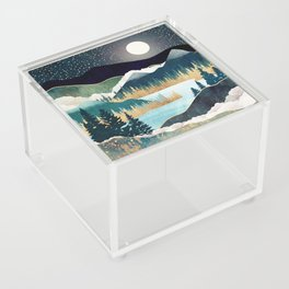 Star Lake Acrylic Box