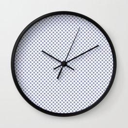Easter Egg Polka Dots Wall Clock