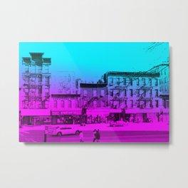 Americana - Harlem - PINK - New York Metal Print