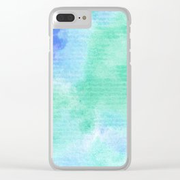 Crush Clear iPhone Case