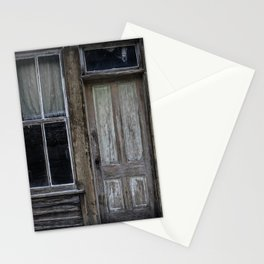 Door and Window Stationery Cards