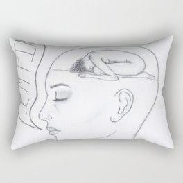 I'm fine. Rectangular Pillow