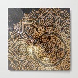 Space mandala 32 Metal Print