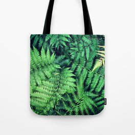 50 Shades of Green (1) Tote Bag