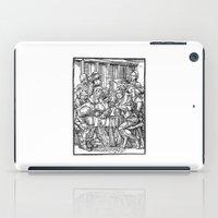 ale giorgini iPad Cases featuring Ale + Quail by trompkins
