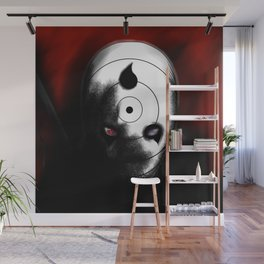 The Mask Wall Mural
