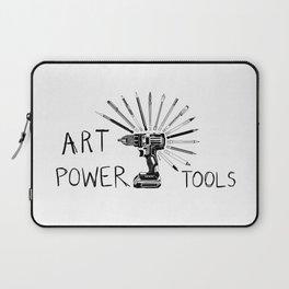 Art Power Tools Laptop Sleeve