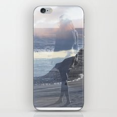 Into the Wave iPhone & iPod Skin