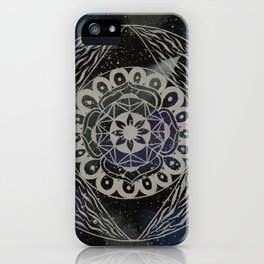 Spacey Dreams iPhone Case