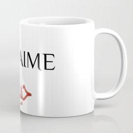 Je T'Aime Habibi Coffee Mug
